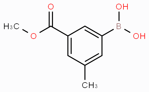 3-Methoxycarbonyl-5-methylphenylboronic acid