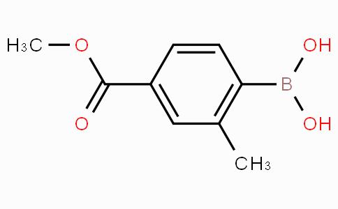 4-(Methoxycarbonyl)-2-methylphenylboronic acid
