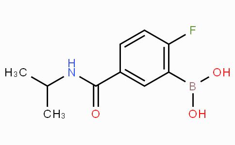 N-异丙基-3-硼-4-氟苯甲酰胺