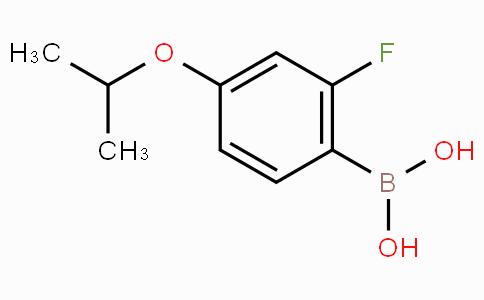 2-Fluoro-4-isopropoxyphenylboronic acid