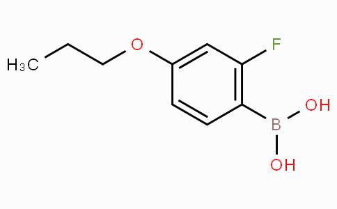 2-Fluoro-4-propoxyphenylboronic acid