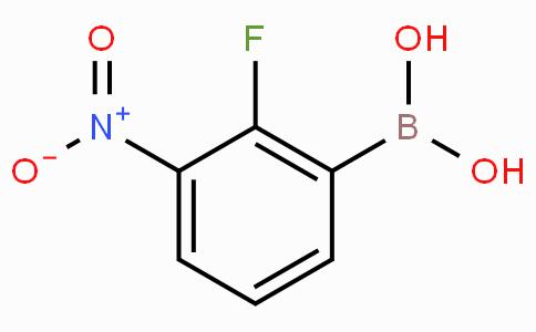 2-Fluoro-3-nitrophenylboronic acid