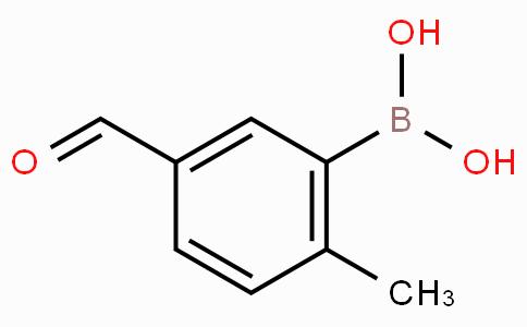 5-Formyl-2-methylphenylboronic acid