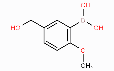 5-Hydroxymethyl-2-methoxyphenylboronic acid