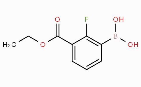 2-Fluoro-3-(ethoxycarbonyl)phenylboronic acid