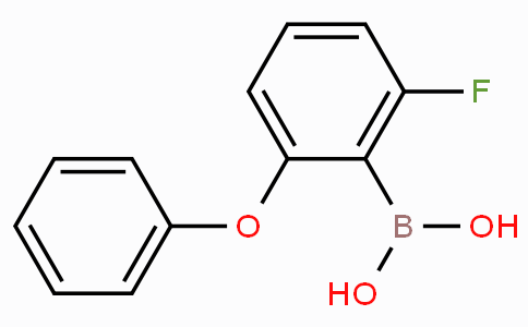 2-Fluoro-6-phenoxyphenylboronic acid
