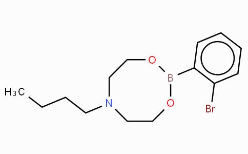 2-(2-Bromophenyl)-6-butyl-1,3,6,2-dioxazaborolane