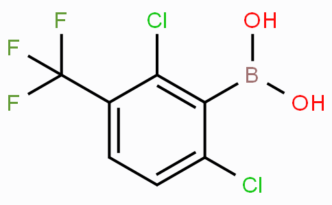 2,6-Dichloro-3-(trifluoromethyl)phenylboronic acid