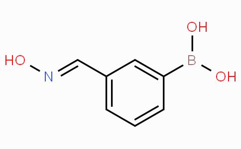 3-(Hydroxyimino)methylphenylboronic acid