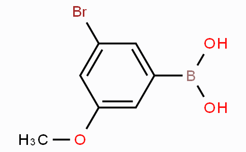 3-Bromo-5-methoxyphenylboronic acid