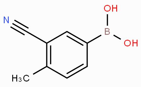 3-Cyano-4-methylphenylboronic acid