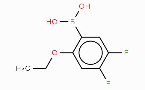 4,5-Difluro-2-ethoxyphenylboronic acid