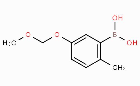 5-(Methoxymethoxy)-2-methylphenylboronic acid