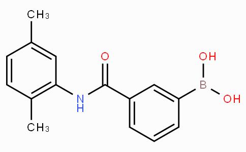 3-(2,5-Dimethylphenylcarbamoyl)phenylboronic acid