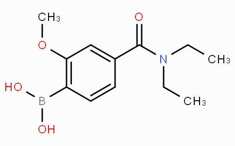 4-(Diethylcarbamoyl)-2-methoxyphenylboronic acid