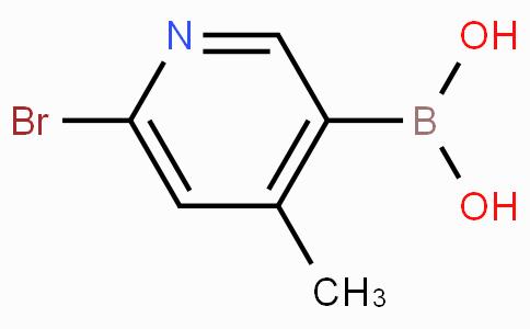 6-Bromo-4-methylpyridine-3-boronic acid