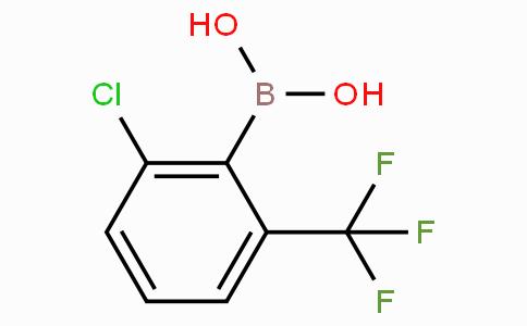 2-Chloro-6-(trifluoromethyl)phenylboronic acid