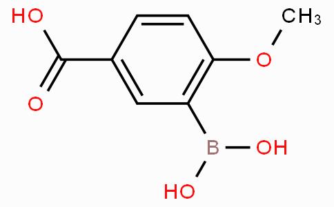 3-硼-4-甲氧基苯甲酸