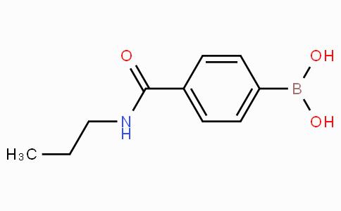 4-(N-Propylaminocarbonyl)phenylboronic acid