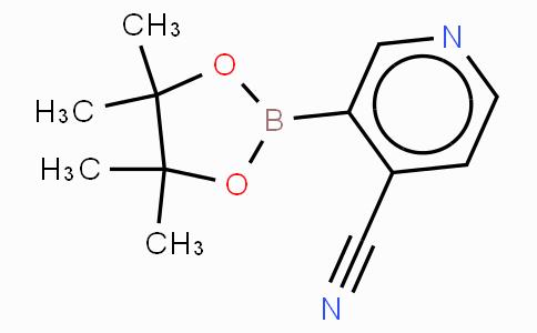 4-Cyanopyridine-3-boronic acid, pinacol ester