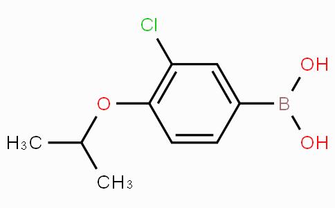 3-Chloro-4-isopropoxyphenylboronic acid