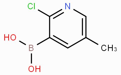 2-Chloro-5-methylpyridine-3-boronic acid