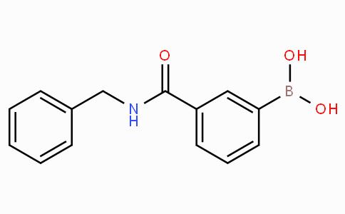 3-(N-Benzylaminocarbonyl)phenylboronic acid