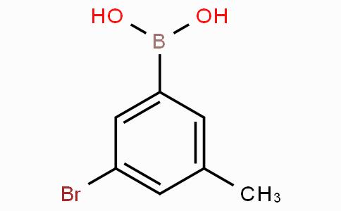 3-Bromo-5-methylphenylboronic acid