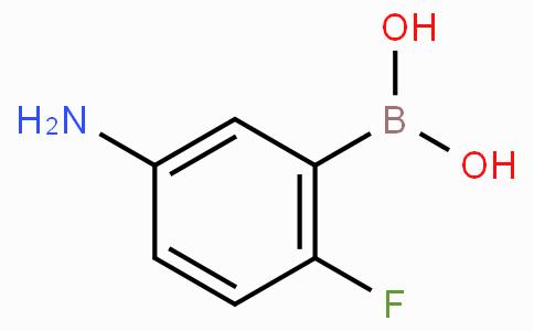 5-Amino-2-fluorophenylboronic acid