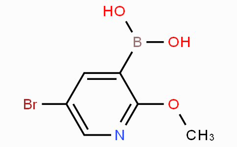 5-Bromo-2-methoxypyridine-3-boronic acid