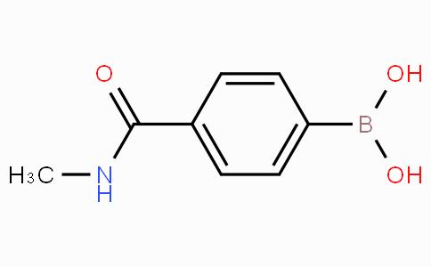 4-(N-Methylaminocarbonyl)phenylboronic acid