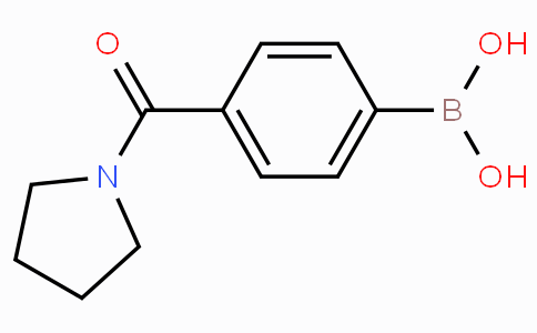 4-(Pyrrolidine-1-carbonyl)phenylboronic acid