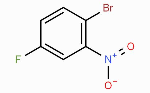 1-Bromo-4-fluoro-2-nitrobenzene