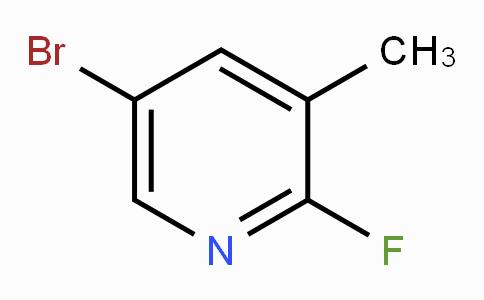 5-Bromo-2-fluoro-3-picoline