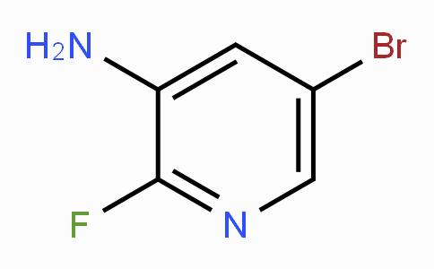3-Amino-5-bromo-2-fluoropyridine