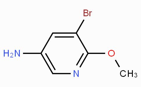5-Amino-3-bromo-2-methoxypyridine