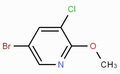 5-Bromo-3-chloro-2-methoxypyridine