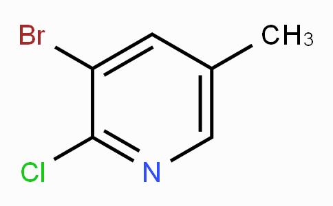 3-Bromo-2-chloro-5-picoline