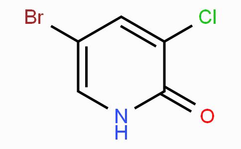 5-Bromo-3-chloro-2-pyridone