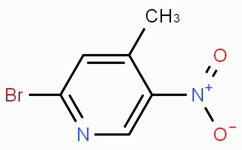 2-Bromo-5-nitro-4-picoline