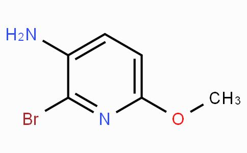 3-Amino-2-bromo-6-methoxypyridine