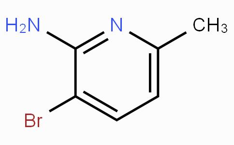 2-Amino-3-bromo-6-picoline