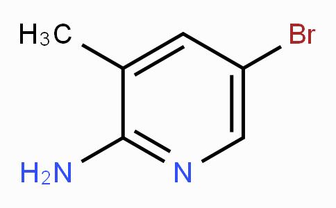 2-Amino-5-bromo-3-picoline