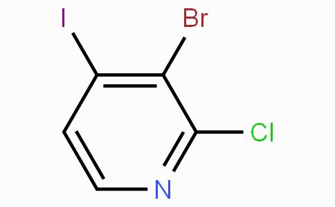3-Bromo-2-chloro-4-iodopyridine