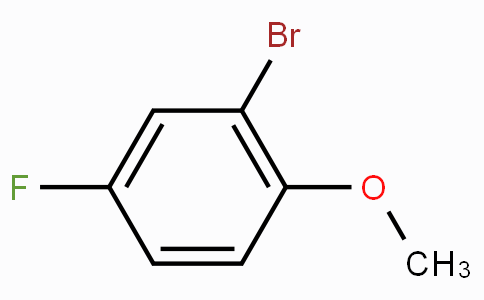 2-Bromo-4-fluoroanisole