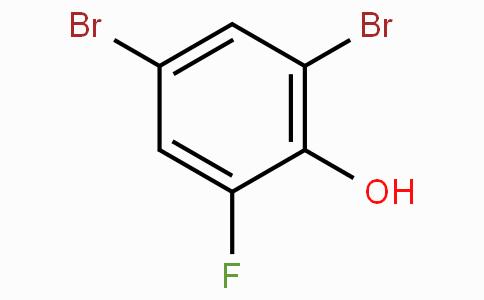 2,4-Dibromo-6-fluorophenol