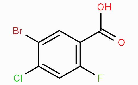 5-溴-4-氯-2-氟苯甲酸