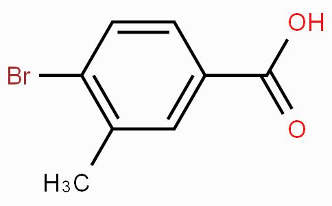 4-Bromo-3-methylbenzoic acid