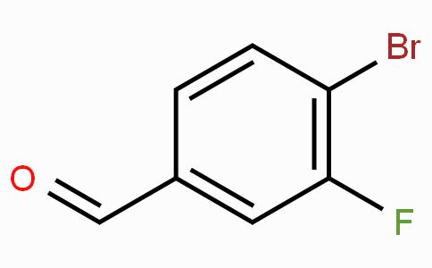 4-溴-3-氟苯甲醛