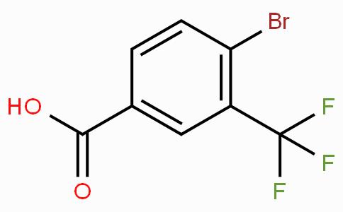 4-Bromo-3-(trifluoromethyl)benzoic acid